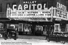 Rome, NY -- Rome's Capitol Theatre #oneidacountyny