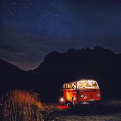 """""""⛺️✨ Spend time on the road to experience the """"this world is ours"""" feeling! 