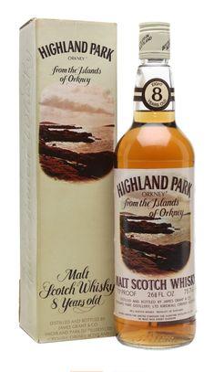 Orkney Islands, Malt Whisky, Scotch Whiskey, Distillery, Bourbon, Whiskey Bottle, Liquor, Girlfriends, 1970s