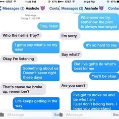 Give 'em the High School Musical treatment: | 22 Perfect Ways To Respond To A Text From Your Ex