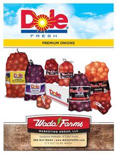 Wada Farms - Onion Sell Sheets