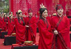 matrimono tradizionale in Cina  www.nanopress.it photo