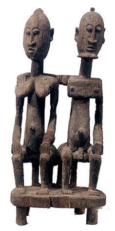 Dogon Couple 3, Mali