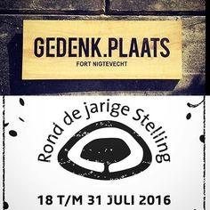 Vanmiddag om 13, 13.45 en 14.30 uur gratis rondleidingen in #FortbijNigtevecht #RonddejarigeStelling #Abcoude #StellingvanAmsterdam