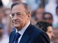 Florentino Pérez vuelve a ser reelegido como presidente blanco