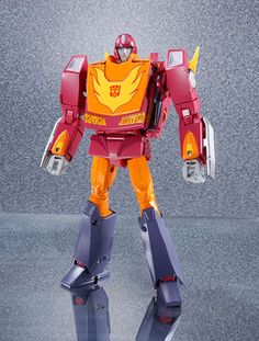AmiAmi [Character & Hobby Shop] | Transformers Masterpiece MP-28 Hot Rodimus(Provisional Pre-order)