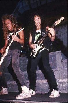 James Hetfield/Kirk Hammett