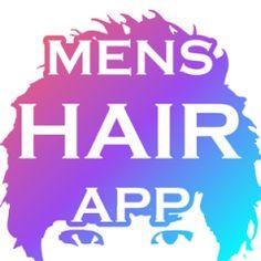 男の髪型シミュレーションアプリ - メンズヘア