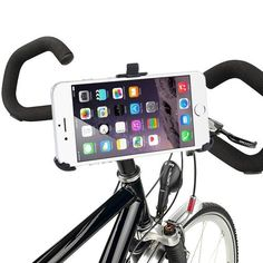 Köp Cykelhållare Apple iPhone 6 Plus svart online: http://www.phonelife.se/cykelhallare-apple-iphone-6-plus-svart