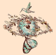 Artworks by Norman Duenas, would make such a beautiful tattoo!