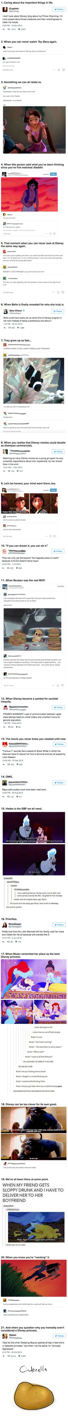 21 Funny Disney Posts That'll Make You Pee Your Pants - 9GAG