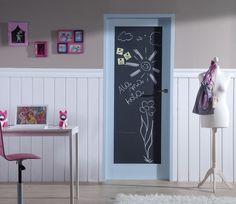 Drzwi HAPPY wyzwalają w dzieciach kreatywność