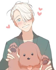 Victor - Yuri!!! on Ice ~ DarksideAnime