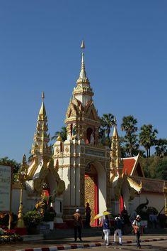 Photo taken in That Phanom, That Phanom District, Nakhon Phanom, Thajsko