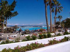 Pool in Playa de las Americas, Tenerife
