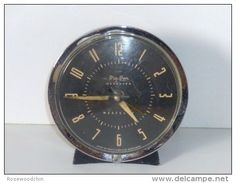 I have a similar Westclox Big Ben repeater table clock in fine working order. It was made in 1956/57 in Scotland.