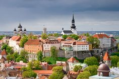 CNTraveller.com's guide to where to stay in Tallinn (Condé Nast Traveller)