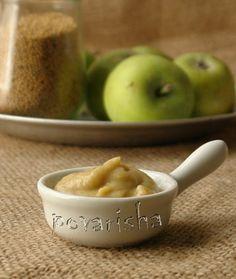 Яблочная горчица 2