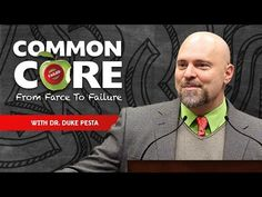 Common Core: From Farce to Failure with Dr. Duke Pesta - YouTube