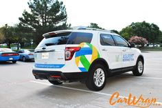 Having Car Wrap City design a partial wrap for your business is a great way to beef up your advertising and marketing strategies without blowing your budget.