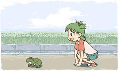 Yotsuba Frog Jump XD