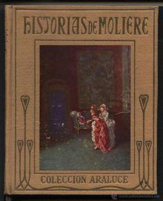 HISTORIAS DE MOLIERE .COLECCIÓN ARALUCE. - Foto 1