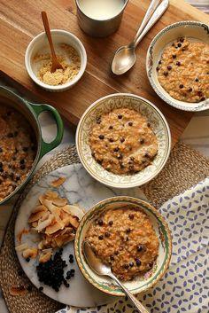 Morning Glory Oats - Joy The Baker (use gluten free oats)