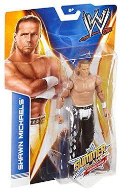 WWE Mattel Elite Shiny European Championship for Wrestling Figures SHAWN XPAC