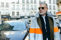 That's #style. Tommy Ton Shoots the Best Street Style at the Couture Shows - Gallery - Style.com