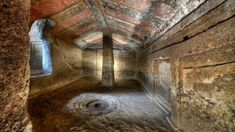 Sardegna-Putifigari-S'Incantu, la magica domus de janas dipinta