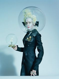 Cate Blanchett by Tim Walker for W Mag