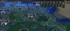 National parks are pretty good... #CivilizationBeyondEarth #gaming #Civilization #games #world #steam #SidMeier #RTS