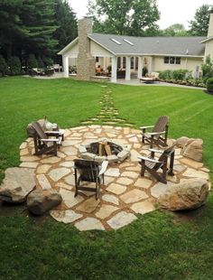 Different fire pit