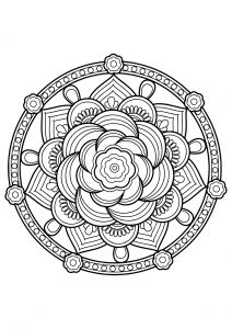 Other Home Arts & Crafts Modest Coloring Books Geometric Anti Stress Adult Relaxation Mystical Mandala 30 Pages 100% High Quality Materials Children & Young Adults