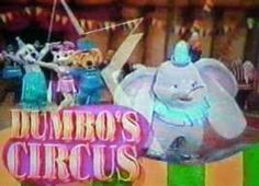 Dumbo's Circus I used to watch this with my Aunt Sue and Sean too, this and Pooh's Corner were on back to back in the morning starting at 11am on the disney channel...... ahhhh the good ol' days... miss em!!