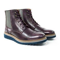 Zapato de hombre Modelo Gib