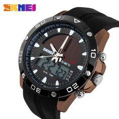 Brand Solar Energy Men's Quartz Watch Men Sports Watches