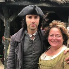 From Beatie Edney's Merry Christmas Video 2017 Poldark Series 3, Poldark 2015, Demelza Poldark, Ross Poldark, Luke Norris, Places In Cornwall, Ross And Demelza, Winston Graham, Aidan Turner Poldark