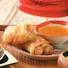 Shrimp Egg Roll Recipe