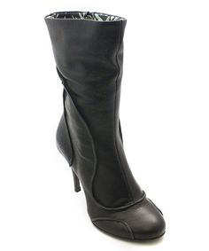 Black Berry Boot by FLY London