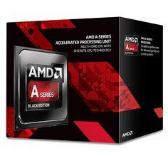 Mega Mamute TOP! Box Processador A10 7700K 3.5GHz FM2+ AMD R$ 509,40 à vista no boleto