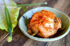 Easy Kimchi aka Mak Kimchi (막김치)