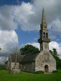 Cast – Chapelle de Quillidoaré. Bretagne