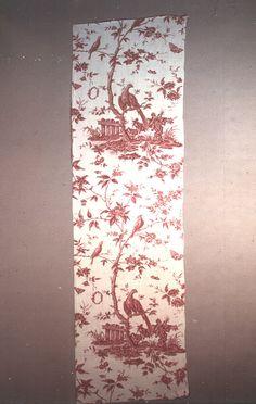Textile (France), 1783–89
