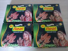 m/s real heena product [[manufactured by;; mehandi powder&all herbal product