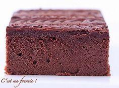 Le gâteau au chocolat de Cyril Lignac : FABULEUX ! | C'est ma fournée ! | Bloglovin'
