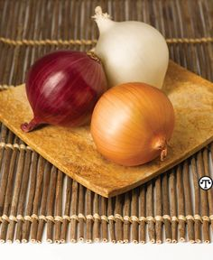 FABULOUS FOOD: Onions: Yellow, Red, White