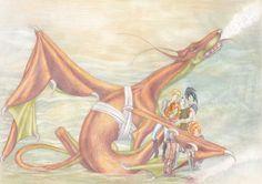 Save Smaug Princess Zelda, Artwork, Fictional Characters, Work Of Art, Auguste Rodin Artwork, Artworks, Fantasy Characters, Illustrators