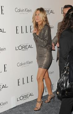 Jennifer Aniston Photos: ELLE's 18th Annual Women in Hollywood Tribute - Arrivals