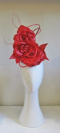RED LEATHER ROSES - JILL HUMPHRIES
